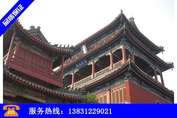安阳林州仿古凉亭图纸主要分类